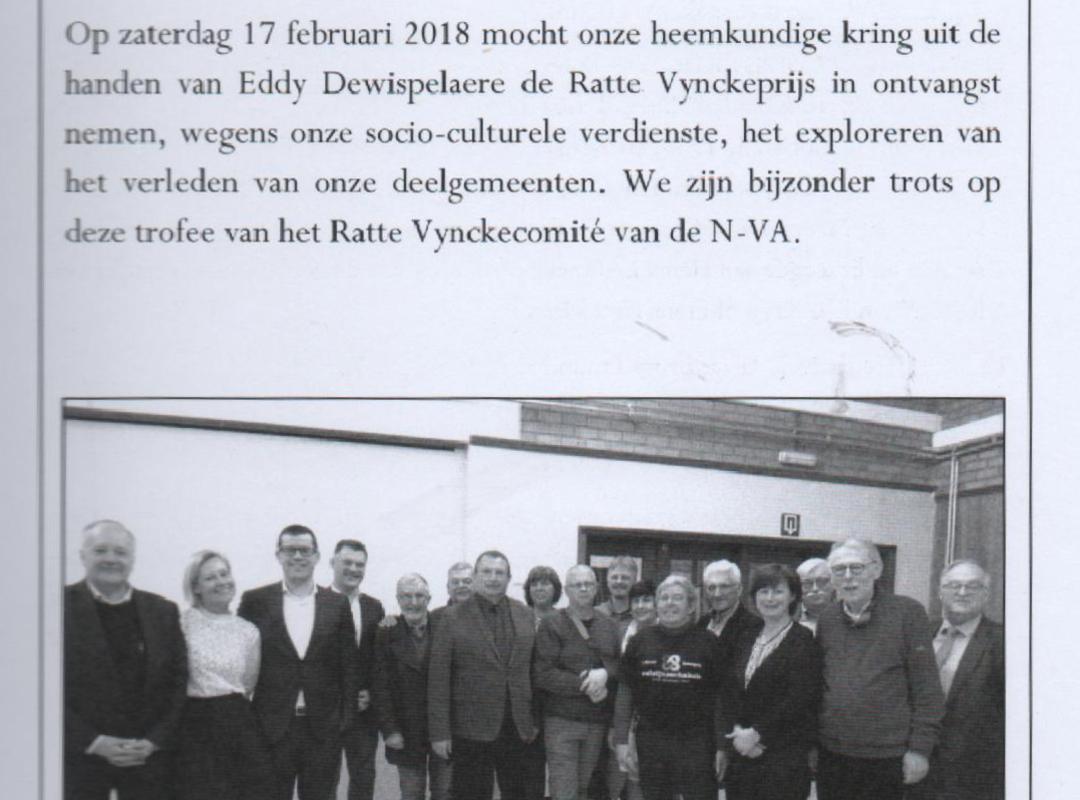 Ratte Vyncke prijs