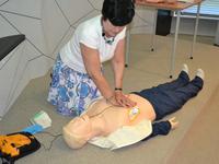Opleiding Hartmassage