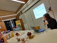 Presentatie door Barbara Vandenbrande