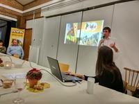Presentatie door Gijs Degrande